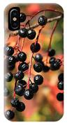 Chokecherry IPhone Case