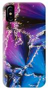 Cholesteryl Benzoate Crystal IPhone Case