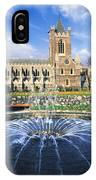 Christ Church Cathedral, Synod Hall IPhone Case