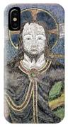 Christ In Majesty IPhone Case