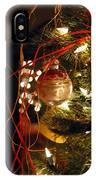 Christmas Ornament IPhone X Case