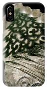 Christmas Tree Frozen In Time IPhone Case