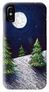 Christmas Trees II IPhone Case