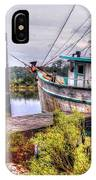 Christy Lynn At Harbor IPhone Case