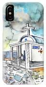 Church In Cape Gkreko In Cyprus IPhone Case