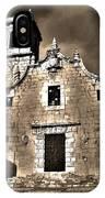 Church Of The Virgen De La Ermitana - Peniscola  IPhone Case