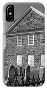 Church Yard IPhone Case
