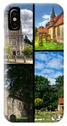Churches Of Hillingdon IPhone Case