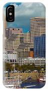 Cincinnati Tall Stacks  IPhone Case