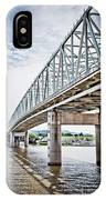 Cincinnati Taylor Southgate Bridge IPhone Case