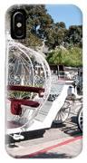 Cinderella Carriage IPhone Case