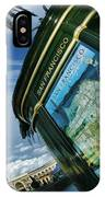 City By The Bay IPhone Case