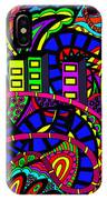 City Of Life IPhone Case