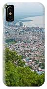City Of Port Of Spain Trinidad 3 IPhone Case