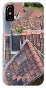 City Roofs IPhone Case