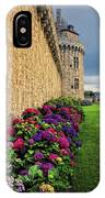 City Wall Vannes France IPhone Case