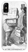 Civil War: Copperhead, 1863 IPhone Case