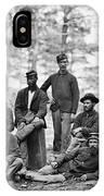 Civil War: Engineers IPhone Case