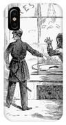 Civil War: Food Shortage IPhone Case