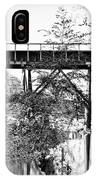 Civil War: Foot Bridge IPhone Case