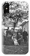 Civil War: Nurses & Officers IPhone Case
