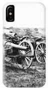 Civil War: Parrott Guns IPhone Case