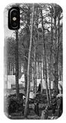 Civil War: Union Camp, 1864 IPhone Case