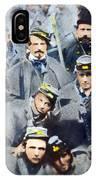 Civil War: Volunteers, 1861 IPhone Case