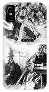 Civil War: Women, 1862 IPhone Case