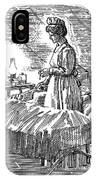 Clara Maass (1876-1901) IPhone Case