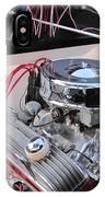 Classic Car Engine IPhone Case