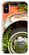Classic Car Forgotten IPhone Case