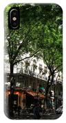 Classic Paris 3 IPhone Case
