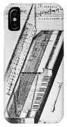 Clavichord, 1636 IPhone Case