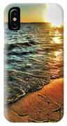 Clear Waters IPhone Case