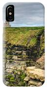 cliffs of Moher 40 IPhone Case