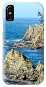 Cliffside Oceanview IPhone Case