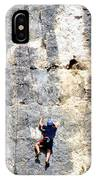 Climbing High IPhone Case