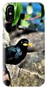Cllecting Nesting Materials IPhone Case
