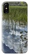 Cloud Reflections IPhone Case