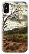 Cloudy Valley  IPhone Case