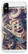 Clown Bank IPhone Case