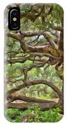 Coast Live Oak IPhone Case