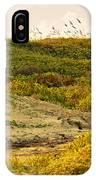 Coastal Plants On Dunes IPhone Case