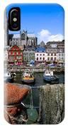 Cobh, Co Cork, Ireland, Cobh Cathedral IPhone Case
