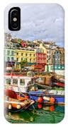 Cobh Town In Ireland IPhone Case