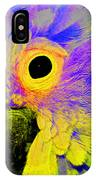 Cockatoo Of A Different Color IPhone Case