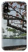Coconut Island In Hilo Bay Hawaii IPhone Case