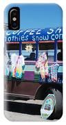Coffee Bus IPhone Case