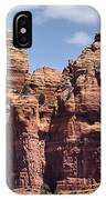 Coffee Pot Rock Formation IPhone Case